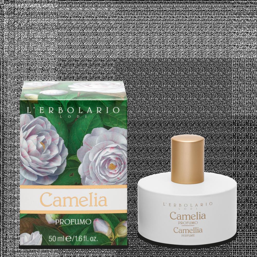 prezzo profumo camelia erbolario