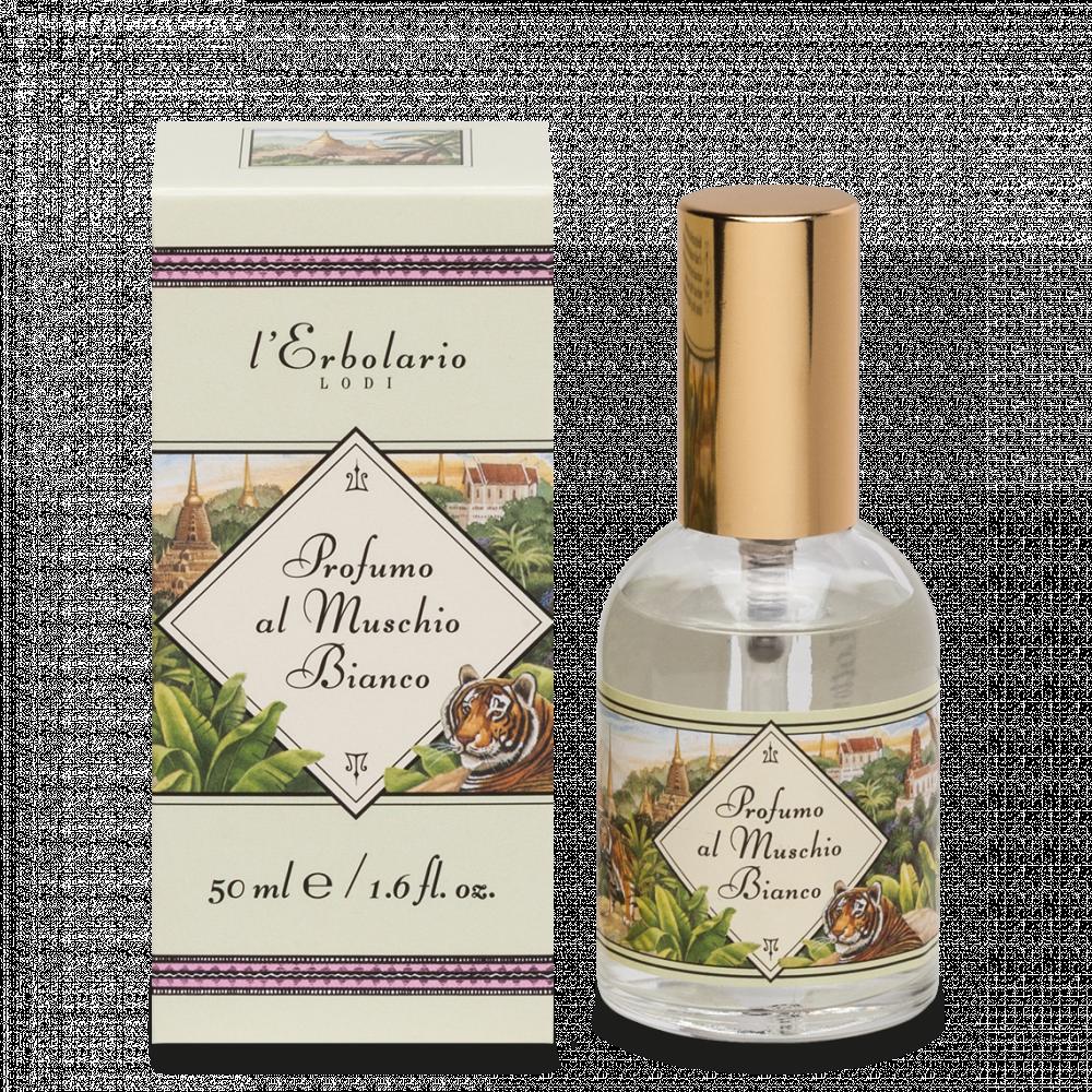 Profumo muschio bianco 50 ml for Miglior profumo di nicchia femminile