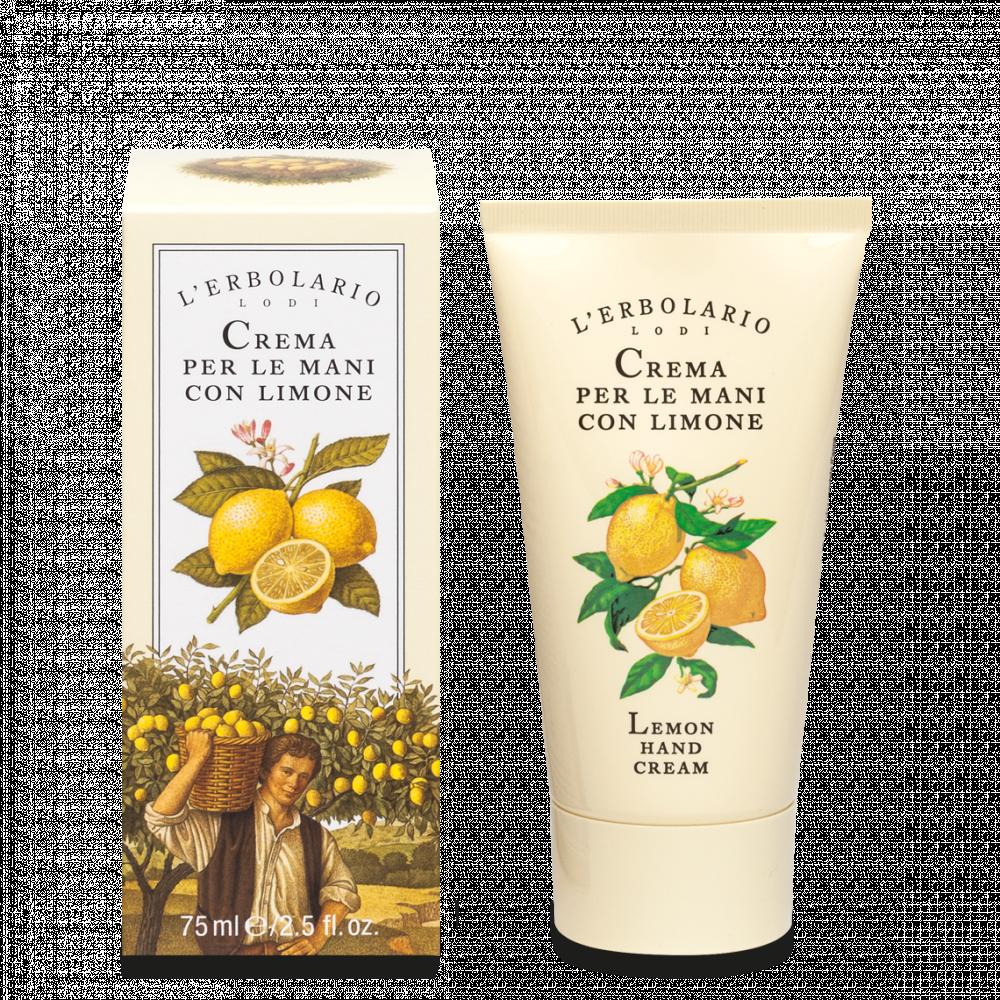 Crema Per Le Mani Con Limone 75 Ml